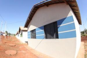 Entrega 50 casas em Cassilândia