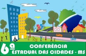 Logo 6° Conferência - Estadual