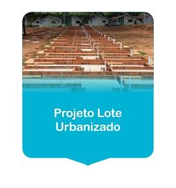 Projeto Lote Urbanizado