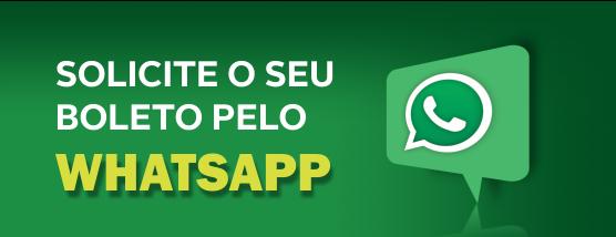 Solicite o seu boleto pelo whatsapp